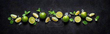 grün, Hintergrund, horizontale, Design, hell, Partei - B476478198