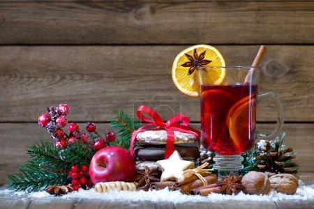 Tisch, Licht, rot, Hintergrund, Glas, Feier - B113843076