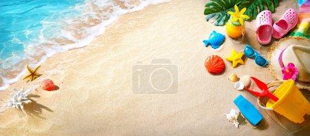 Freizeit, Hintergrund, Urlaub, Reise, Sommer, Sonne - B482440216