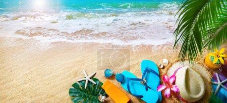 Freizeit, Hintergrund, Urlaub, Reise, Sommer, Sonne - B482440214
