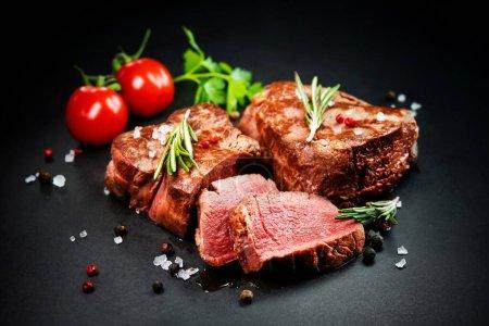 rot, Hintergrund, Nahaufnahme, Rindfleisch, Fleisch, Lebensmittel - B452183446