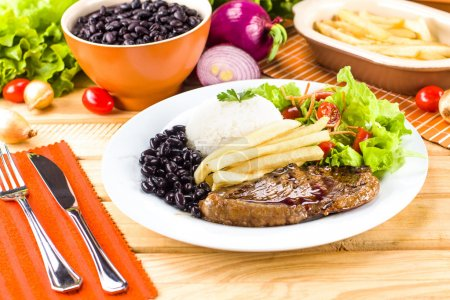 tisch fleisch messer lebensmittel kueche steak