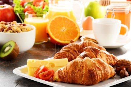 Tisch, Glas, Morgen, Orange, Blume, Gesundheit - B72973949