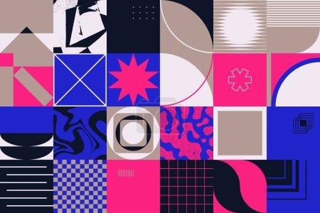 farbe vektor hintergrund lebendig grafik illustration