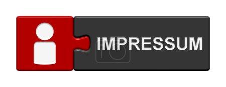 Rot, weiß, Grafik, Illustration, Isoliert, Unternehmen - B77305518