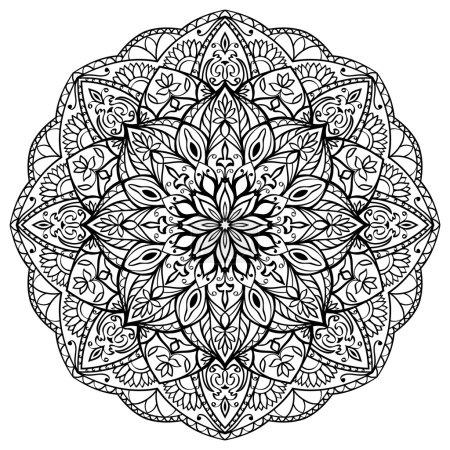 weiss vektor runde kreis grafik illustration