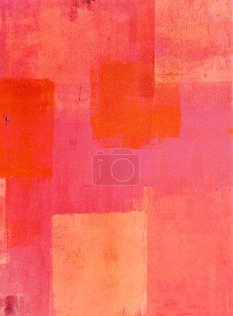 hintergrund malerei dekorativ kunst abstrakt orange