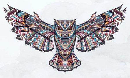 vektor hintergrund farbenfroh auf grafik illustration